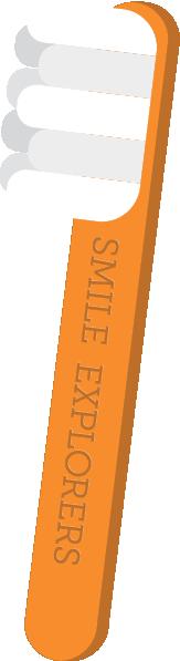 Big toothbrush | Smile Explorers Pediatric Dentistry
