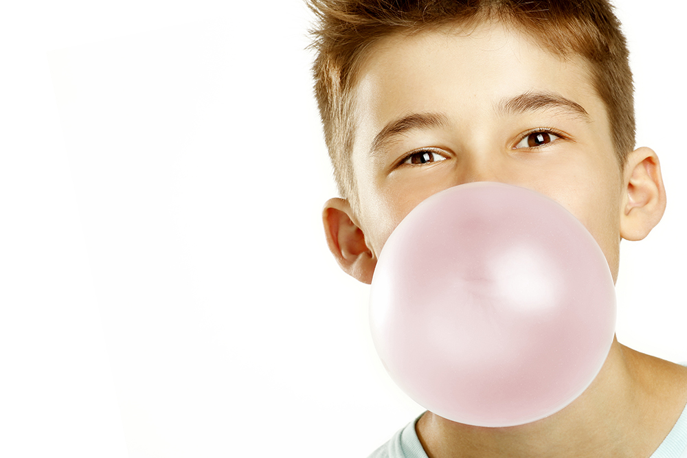 How Does Chewing Gum Affect My Child's Teeth?