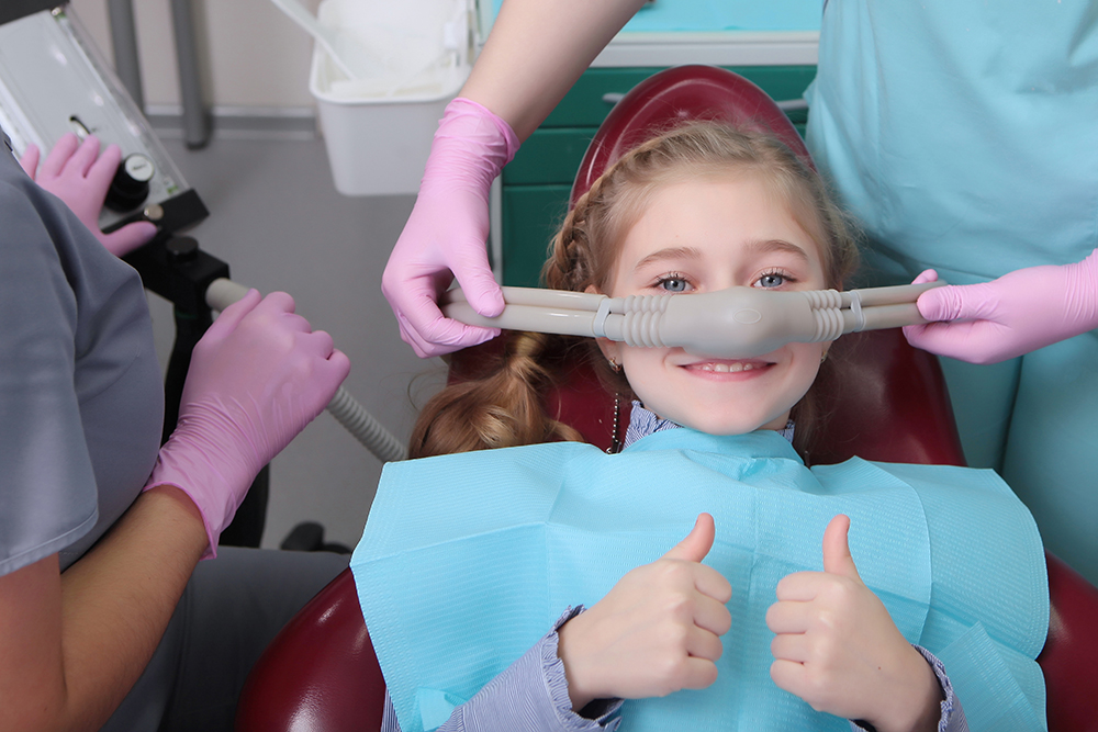 What Are the Sedation Options for Children?