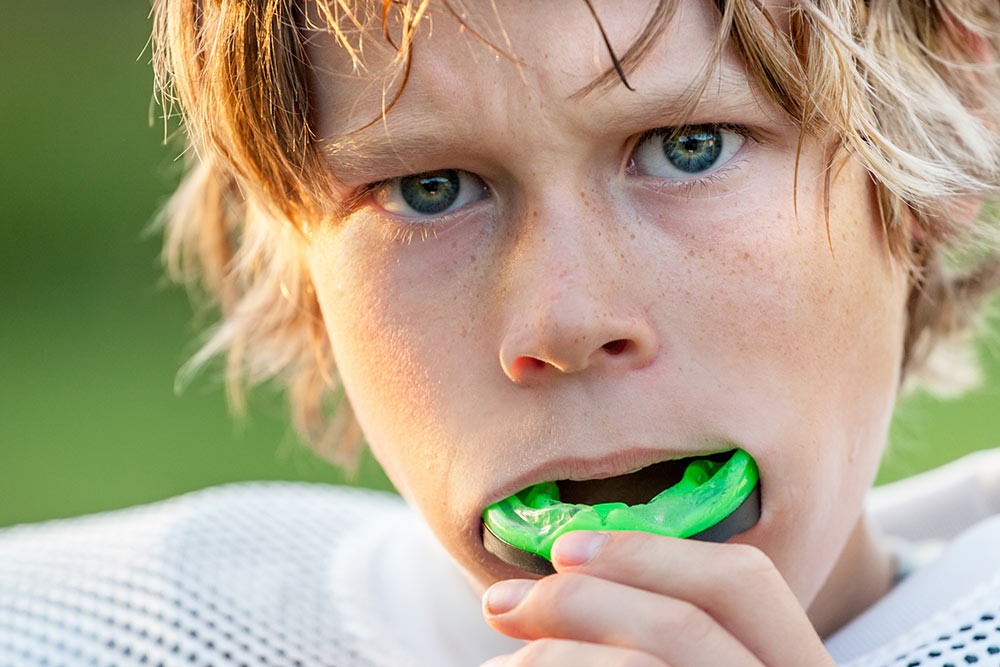 Should My Child Wear a Mouthguard for Sports?